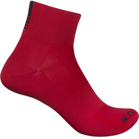 GripGrab Lightweight SL Calcetines cortos, red